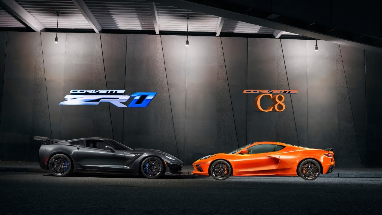 The C8 Mid Engine Corvette Will NOT Lower A C7 ZR1's Value ...