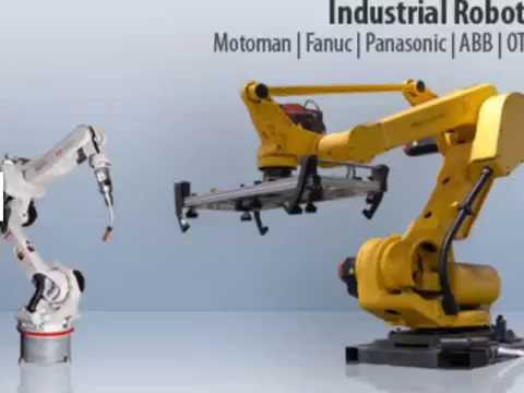 technological industries robots