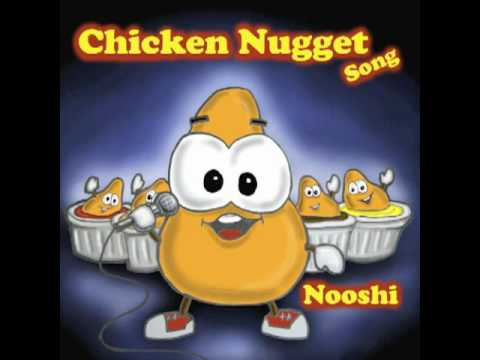 Chicken Nugget Song - by Nooshi - NOW ON ITUNES