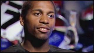 """James """"Bubba"""" Stewart ESPN E:60 BLUEFOOT"""