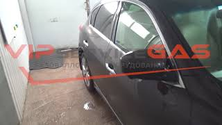 Infiniti EX35-Установка ГБО 4 поколения Харьков