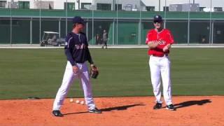 Corrective Video: INFIELD | EXCHANGE & THROW