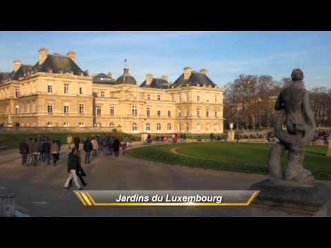 Paris à pied: Porte Dauphine - Porte Dorée (par le sud)