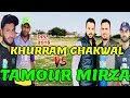 Tamour mirza VS Khurram Chakwal    Biggest Match of Dhoria Premier League    sanam,achi butt,sunny Whatsapp Status Video Download Free