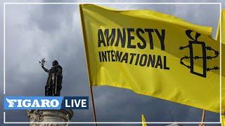 🔴 Amnesty International adresse un «CARTON ROUGE» à la France en matière de droits de l'Homme