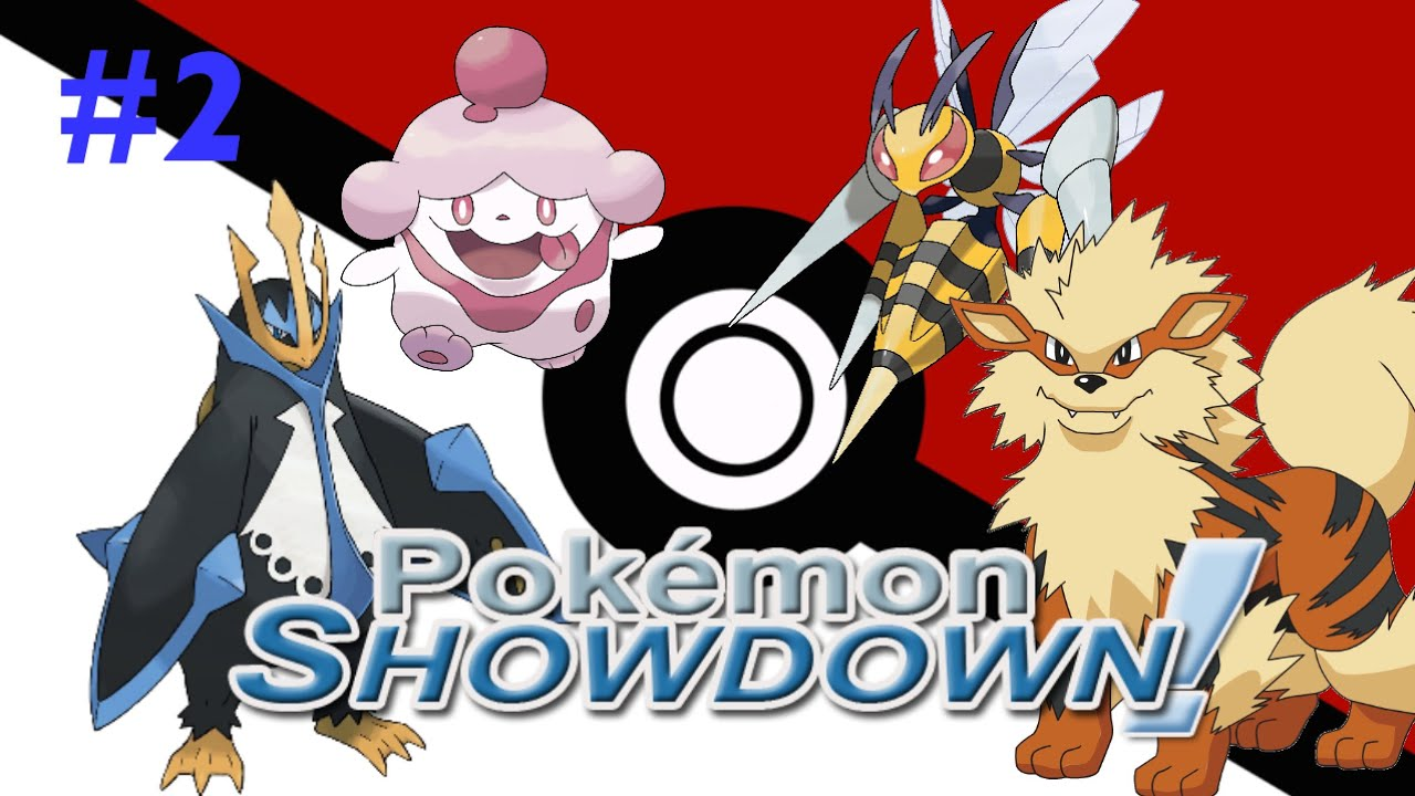 Pokemon Showdown (Live...