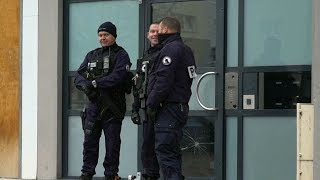 French police calling Strasbourg shooting an act of terrorism