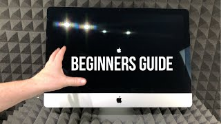 How to Set Up iMac for Beginners   First time Mac users guide