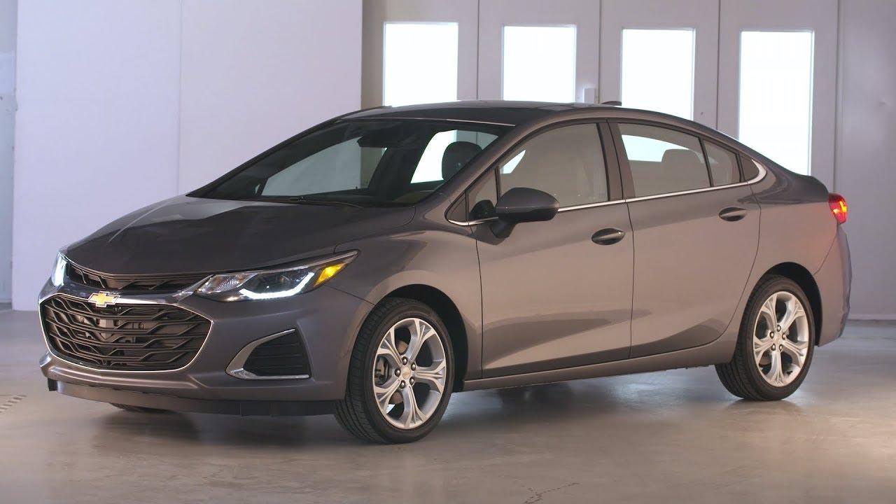 2019 Chevrolet Cruze Sedan Premier Exterior Interior Closer Look