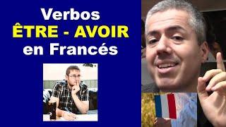 Verbos ÊTRE, AVOIR en Francés / Curso de Francés Básico Clase 5