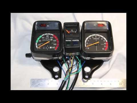 เรือนไมล์ RXK Concord Yamaha RX135 Speedometer