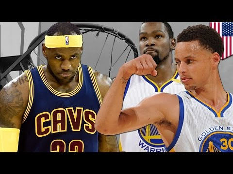 Warriors v Cavs NBA Finals 2017: Curry, Durant and Lebron are all good to go for tip off