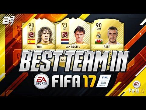 THE BEST TEAM ON FIFA! | FIFA 17