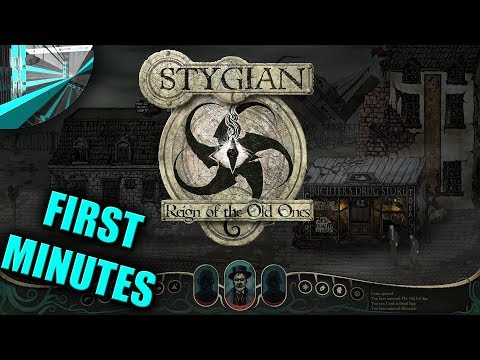 Stygian: Reign of The Old Ones  First Minutes
