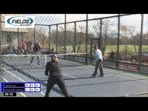 McNitt   Shpiz vs Niculescu   Ondrejkova   Women's Finals   2015 Chicago Charities