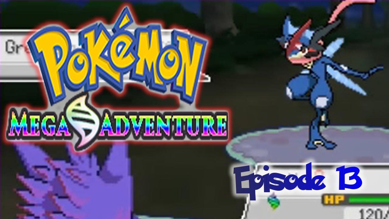let s play pokemon mega adventure part 13 ash greninja is op