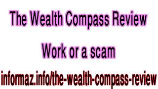 The Wealth Compass Review - How to change your life for the better?