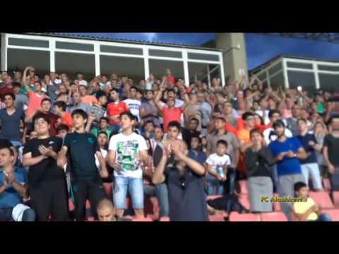 FC Alashkert - FC Santa Coloma. Promo