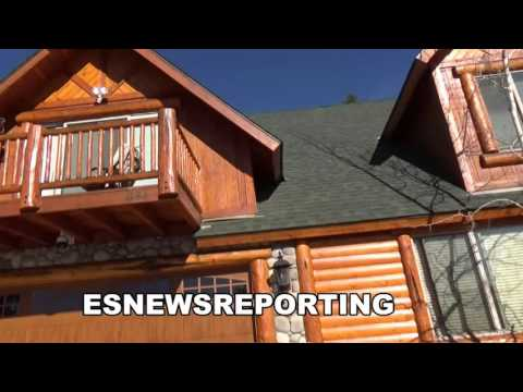 behind the scenes at julio cesar chavez jr house - EsNews Boxing