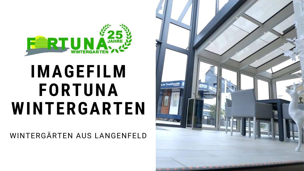 Fortuna Wintergarten imagefilm fortuna wintergarten