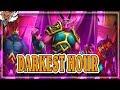 Darkest Hour Lock 🍀🎲 ~ Hearthstone Rise of Shadows