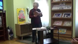 """Лариса Травникова """"Папе"""" (Прости... Боялась потерять двоих...) - читает автор"""