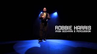 Robbie Harris - bodhrán from Globe The Show