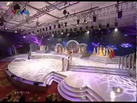 Hoa Hau The Gioi 2013 - Miss world 2013 full Introduction