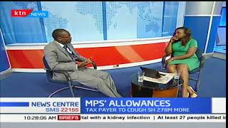 News Center Discussion: Taxpayers to cough out SH.278M more as MPs get their way over mileage claims