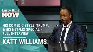 Katt Williams on His Comedic Style, Trump, & His Netflix Special