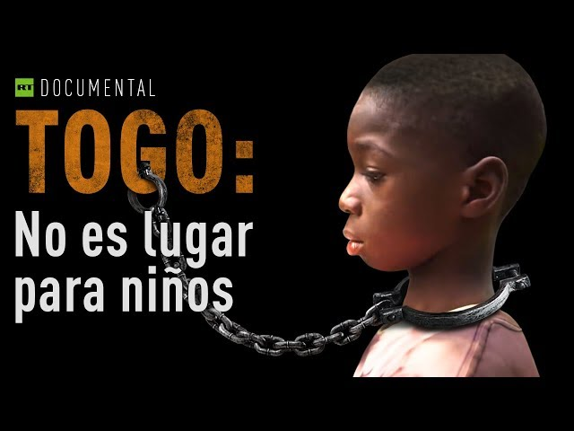 Togo: No es lugar para niños