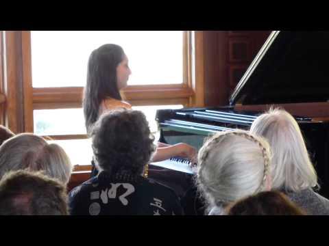 Tanya Gabrielian plays Ravel