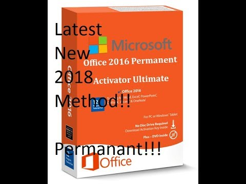 key for microsoft office 2018