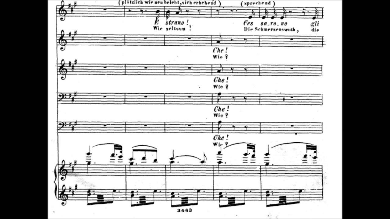 De miei bollenti spiriti from the opera La Traviata - Score