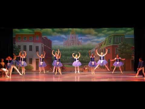 Paris Ballet & Conservatory Jupiter FL Spring 2017 Ballet Performance Swan Lake