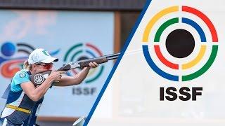Finals Skeet Women - 2015 ISSF Rifle, Pistol, Shotgun World Cup in Gabala (AZE)