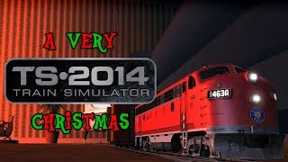A Very Train Simulator Christmas