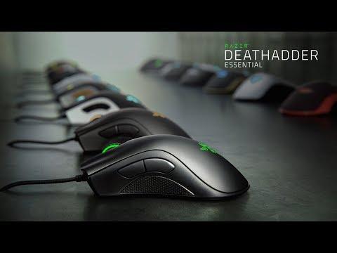 Razer DeathAdder Essential Gaming Ποντίκι Black
