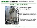 145. How a Stock Trade is Executed on the NYSE