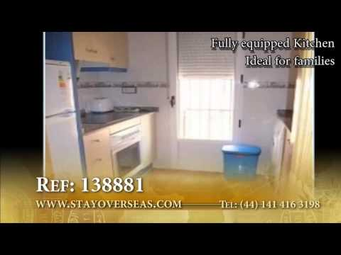 138881 - 3 Bedroom Villa For Holiday Rent Near Alicante And Torrevieja, Costa Blanca