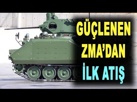 Download ASELSAN ve FNSS baştan yarattı: ZMA gücünü test etti - Savunma Sanayi Türk Silahlı Kuvvetleri ASELS