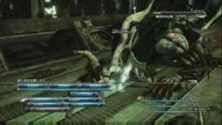 Final Fantasy XIII New Trailer 28.01.2009 (GamePlay)