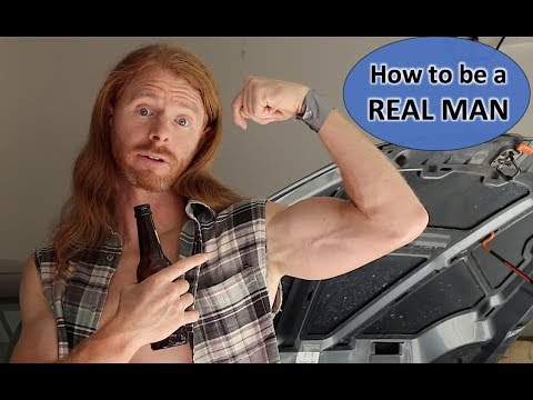 How to be a REAL Man! - Ultra Spiritual Life episode 80