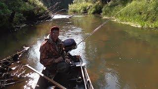 Поход. /6 часть/ Рыбалка. Вторая изба. Август 2018