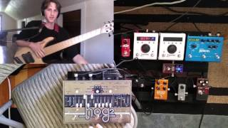 Electro Harmonix Hog 2 Demo (Bass effects review)