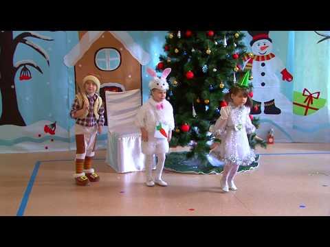Новогодний утренник в детском саду Запорожье Сценарий