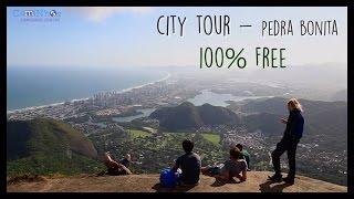 Caminhos City Tour - Pedra Bonita - 100% Free - Rio de Janeiro