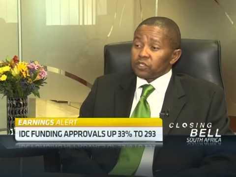 IDC Full Year Funding Activity with Geoffrey Qhena