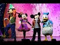 "Disney Live! - ""Mickey & Minnie's Doorway to Magic"" - first song"