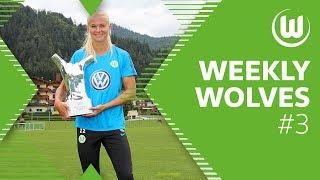 Ausblick auf Leverkusen, Pernille Harder ist Fußballerin des Jahres | Weekly Wolves #3